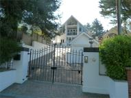 4 bed Detached house in Seacombe Road, Sandbanks...