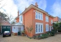 Detached home in Percy Road, Boscombe Spa...