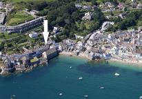 Terraced house for sale in Cawsand