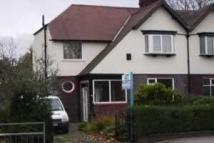 3 bedroom semi detached home in Brinington Road...