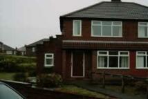 semi detached home in Anson Road, Denton...