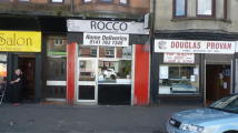 Shop to rent in Tollcross Road, Glasgow...