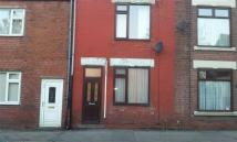 Terraced property in North Road, Chesterfield...