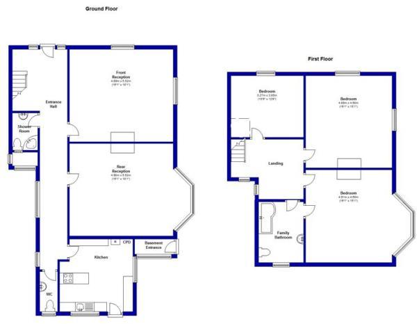 Gattons Floorplan