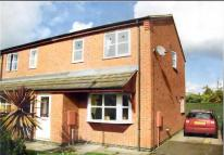 3 bed semi detached house in Magellan Drive, Spilsby...