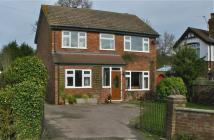 3 bed Detached property in Wedderburn Road, Malvern...