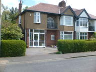 semi detached house in Bank Parade, Preston...