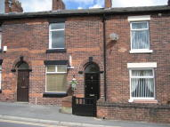 Terraced house in Moor Road, Croston...