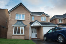 4 bed Detached property in Dalwhinnie Court, Irvine...