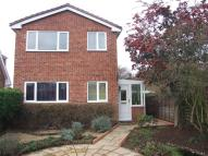 3 bedroom Detached property in Nursery Avenue, Farndon...
