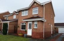 Detached property in Meadow Walk, Coatbridge...