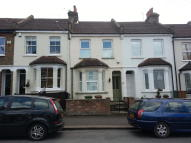 Terraced house in Tharpe Road, Wallington...