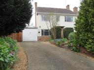4 bed Detached property in Holway Avenue, Taunton...