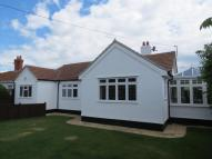 Hill Close Bungalow for sale
