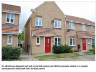 3 bedroom End of Terrace house in Greenfield Gardens...
