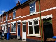 Terraced home to rent in Riddings Street, Derby