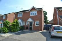 2 bedroom semi detached property in Pebblebrook Way...