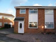 semi detached home to rent in Plantagenet Close...
