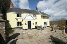 Detached property in Pencross Hill, Hemyock...