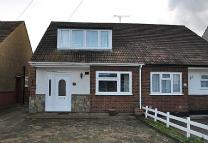 Semi-Detached Bungalow in Arterial Avenue, Rainham