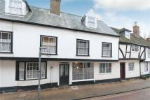 End of Terrace home in West Street, FAVERSHAM...