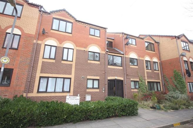2 bedroom apartment to rent in the courtyards bellcroft