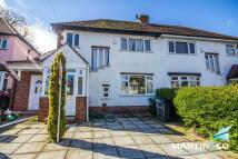 3 bedroom semi detached property in Grove Road, Warley...