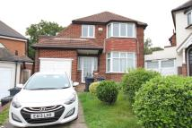Detached home to rent in Wyckham Close, Harborne...