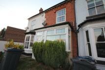 2 bedroom Terraced house in Vivian Road, Harborne