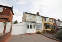 3 bed semi detached house in Stoney Lane, Quinton, B32