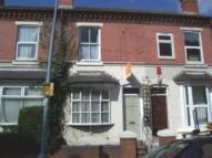 Exeter Road Terraced property to rent