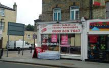 Shop in Hornsey Road, London, N7