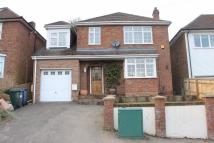Sands Detached house to rent