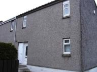 End of Terrace home in Huntly Court, Kilmarnock...