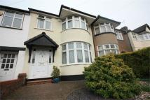 Terraced property in Hill Close, CHISLEHURST...