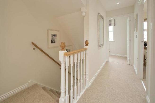 Actual Image from the Alton Showhome at Oakwood Meadows