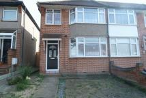 3 bed semi detached property in Highfield Road...