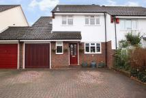 semi detached home in Morgan Way...