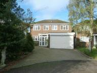 Detached property to rent in High Road, Woodford Green