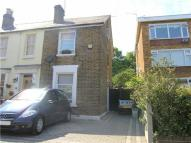 Prospect Road End of Terrace house to rent