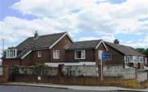 Detached property in Hill House Road...