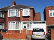 4 bed semi detached house in Gretna Road...