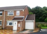semi detached property for sale in Milecastle Court...