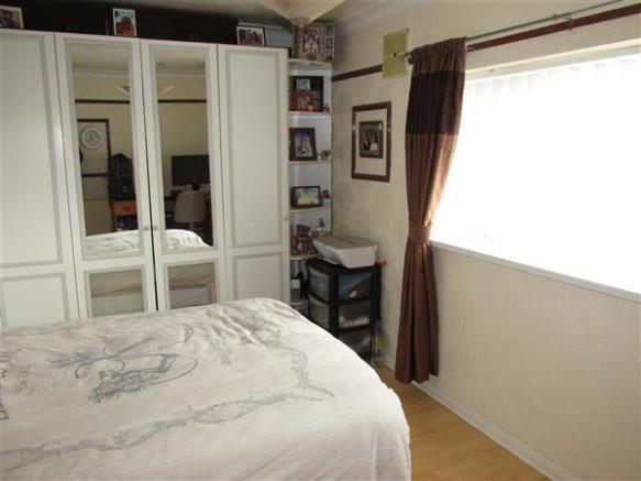 Bedroom 1 (Back)