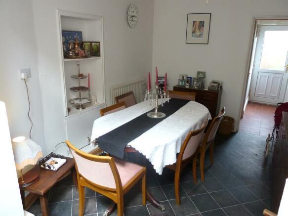 Dining Room/Annexe Bedroom