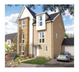 new home for sale in Upper Cambourne...