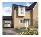 3 bed new house for sale in Upper Cambourne...