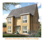 new development for sale in Upper Cambourne...