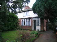 2 bedroom semi detached home in 30 Nottingham Road...