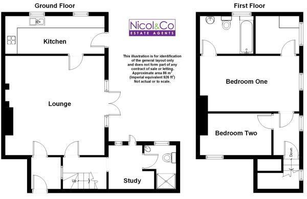 Floorplan 2 The Lea